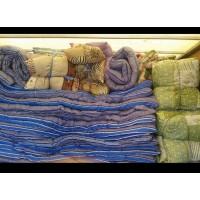 Комплект постельных принадлежностей для бригад рабочих и строителей