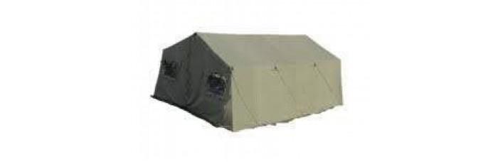 Палатка брезентовая армейская